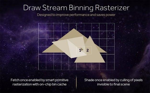 vega draw stream bin