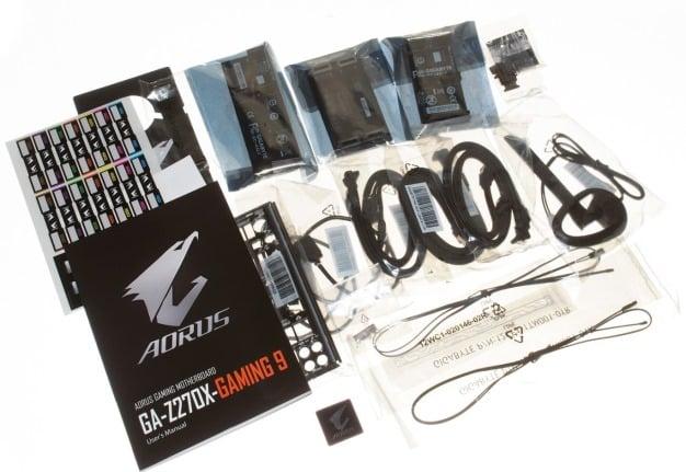 Z270 Gigabye Asus Motherboards 1