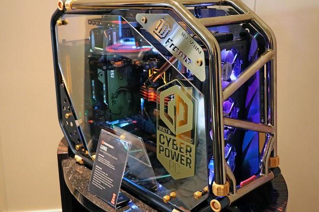 CyberPowerPC Luxe