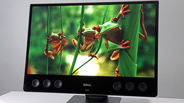 Dell XPS27 7760 Display Frogs