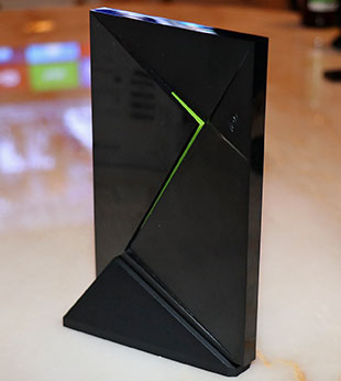 NVIDIA Shield front