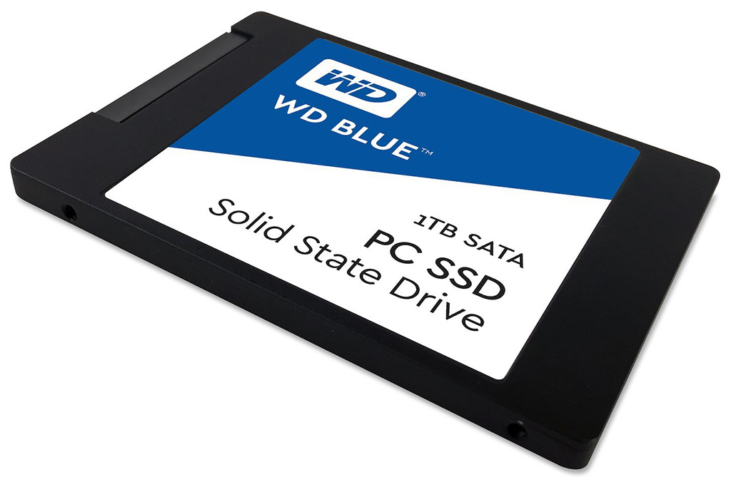 WD Blue SSD Review: Aggressively-Priced Solid State Storage