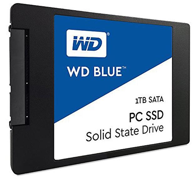 wd blue ssd angle