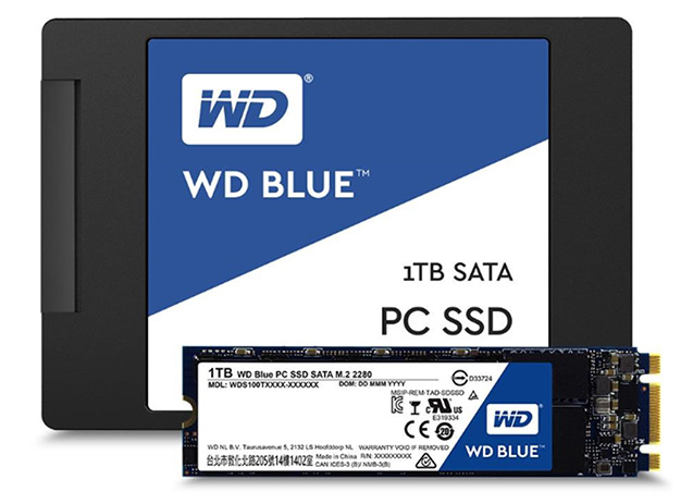Wd Blue Ssd Review Aggressively Priced Solid State Storage
