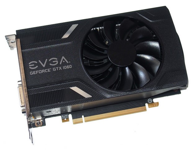 EVGA GeForce GTX 1060 Gaming Review: Mini But Mighty Pascal
