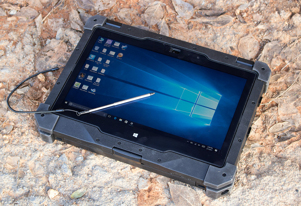Dell Latitude 12 Rugged Extreme Notebook Review: Rough And Tumble Mobile Computing