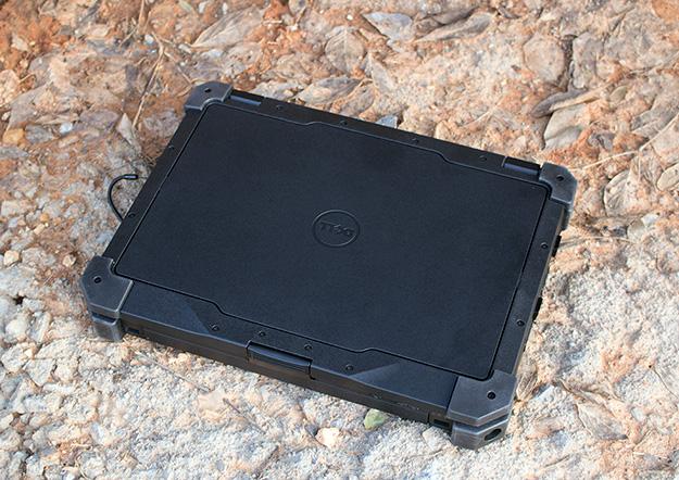 Dell Latitude 12 Rugged Closed