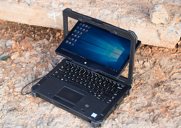 Dell Latitude 12 Rugged Display