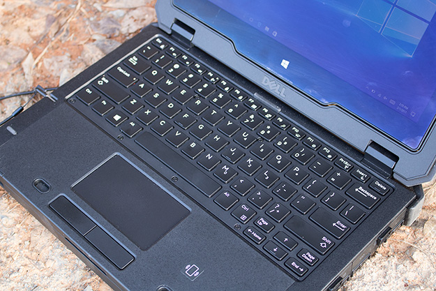 Dell Latitude 12 Rugged Keyboard