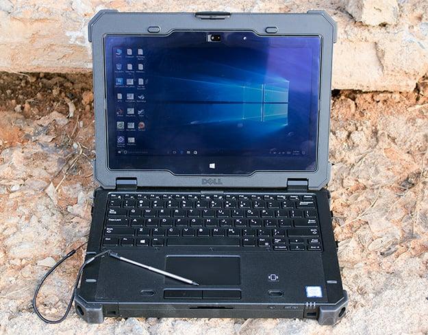 Dell Latitude 12 Rugged Open