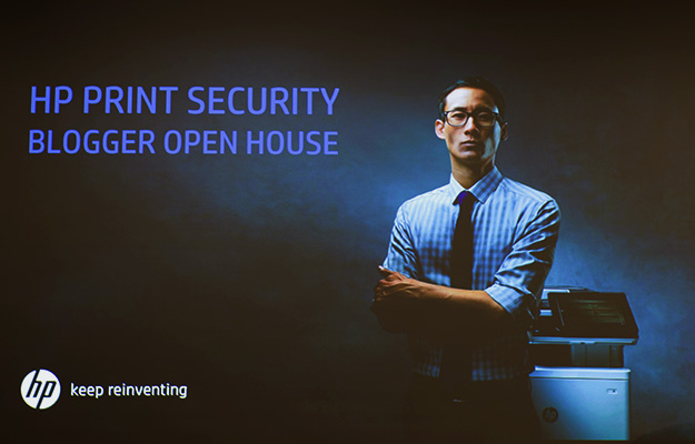 hp print security event