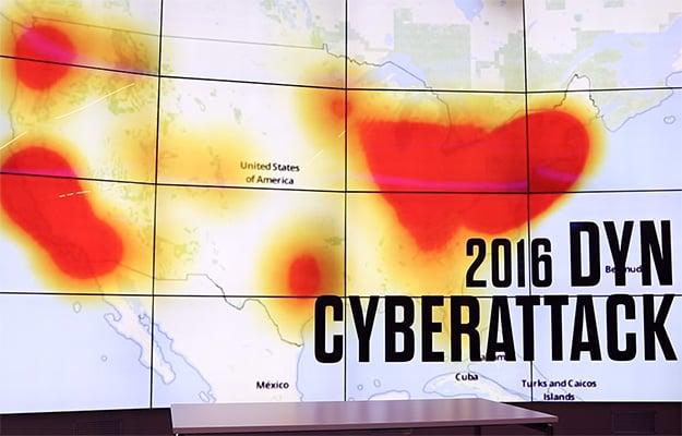 print security dyn cyberattack