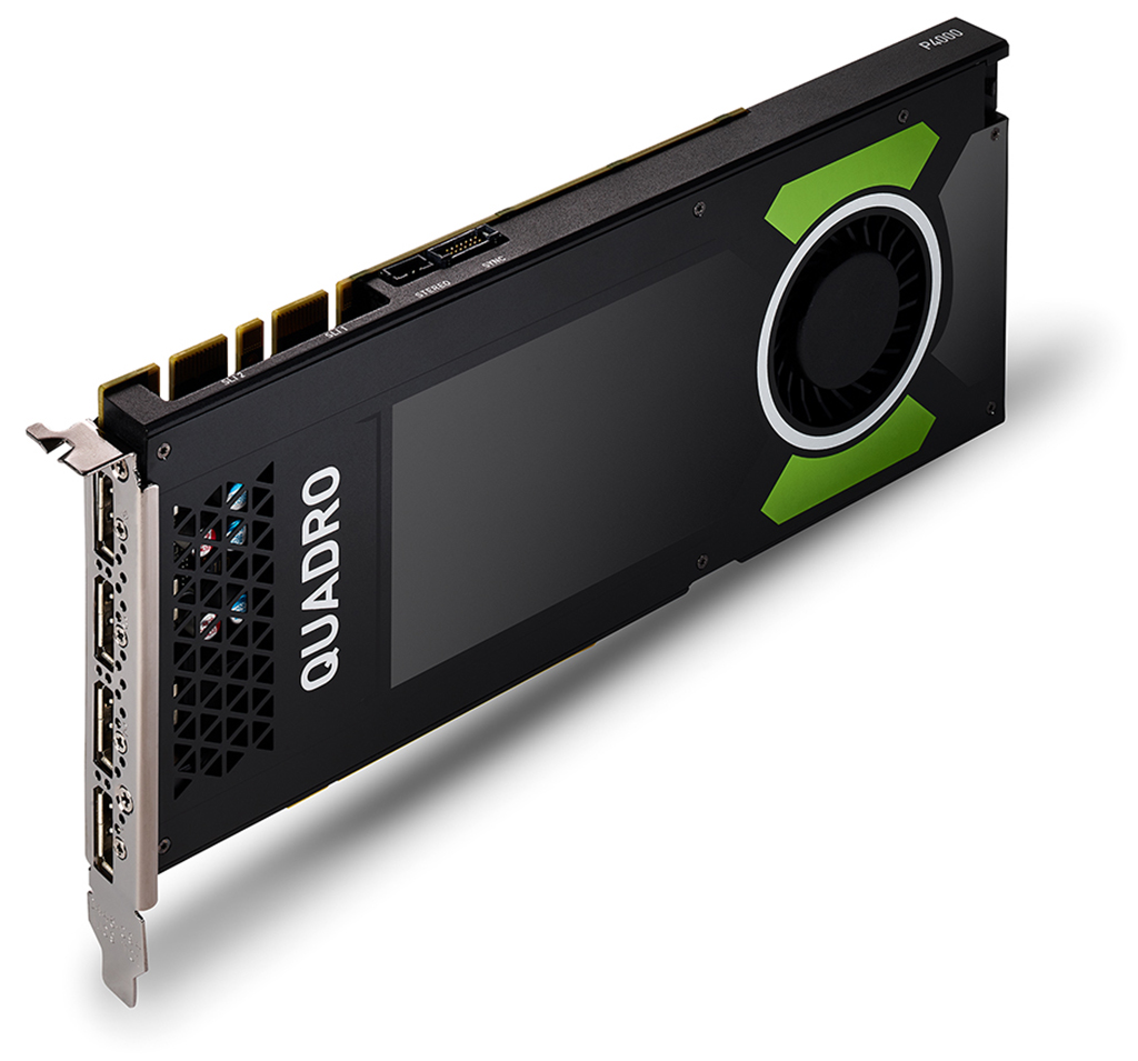 NVIDIA Quadro P4000 And P2000 Workstation GPU Review: Midrange Professional Pascal