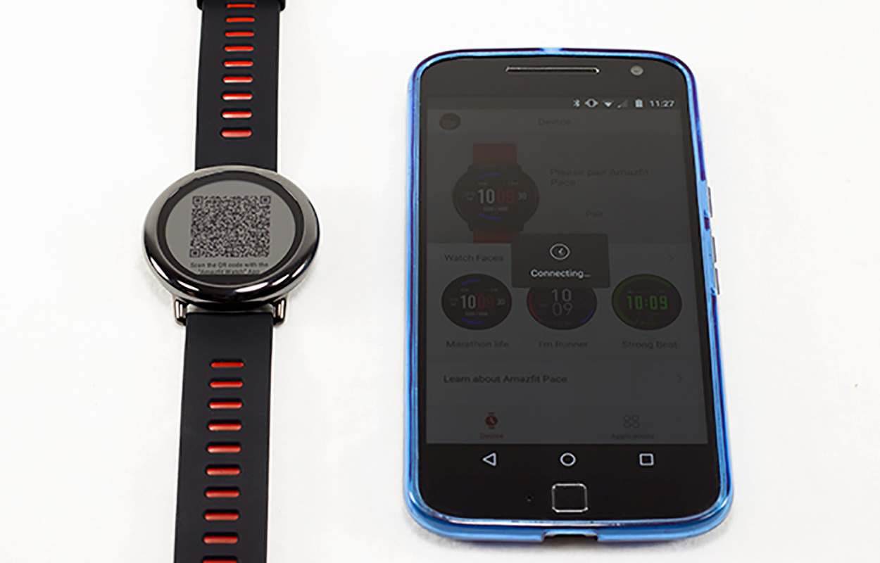 Amazfit Pace GPS Smartwatch Review: Sleek, Attractive, And Great Battery Life