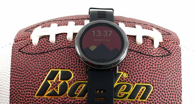 watchface on football2