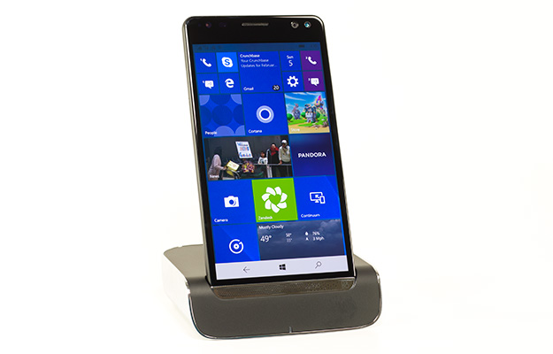 hp elite x3 three quarters desk dock