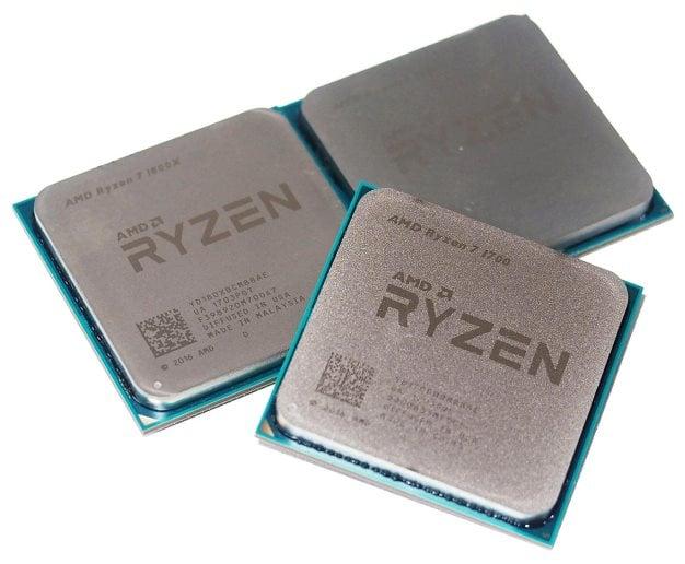 ryzen processors