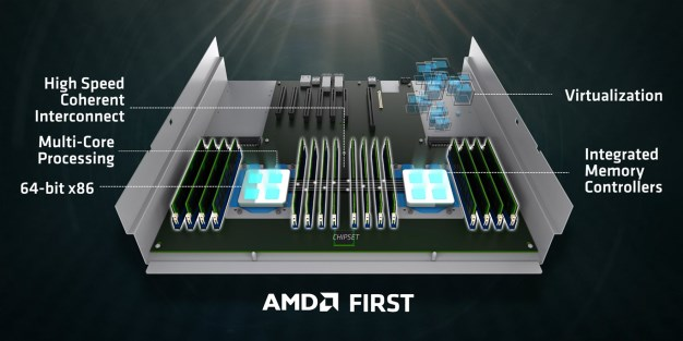 amd naples firsts