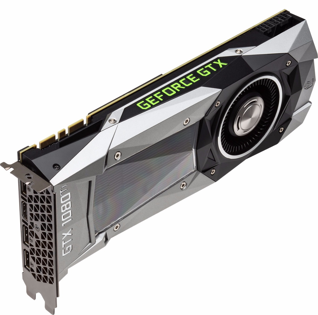 NVIDIA GeForce GTX 1080 Ti Review - The Fastest Gaming Graphics Card Yet