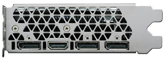 GeForce GTX 1080 Ti - Display Outputs