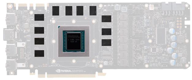 GeForce GTX 1080 Ti - Bare PCB