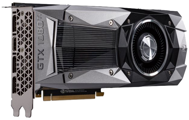 NVIDIA GeForce GTX 1080 Ti Review - The Fastest Gaming