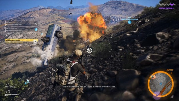 Ghost Recon Wildlands - Taking down the cartel