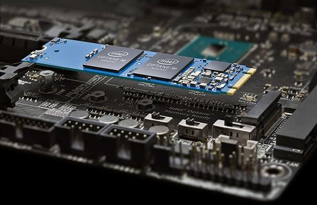 Intel Optane Client M2 SSD