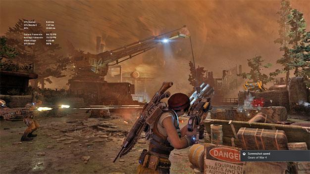 Gears of War Screen Shot