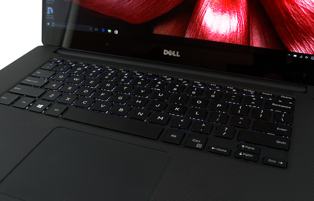 dell xps 15 9560 keyboard backlight