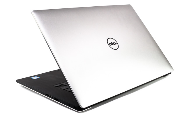 dell xps 15 9560 rear three quarters