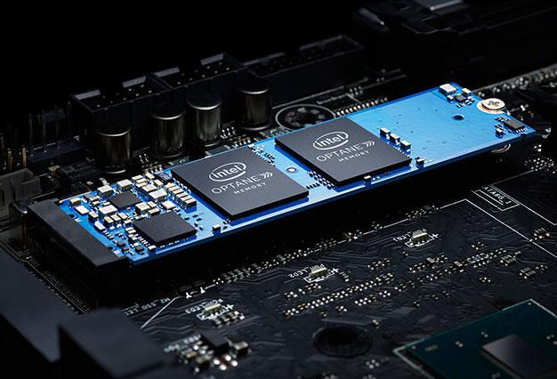 intel optane memory stick m2 2
