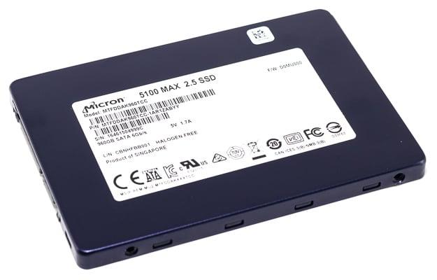 micron 5100 series max