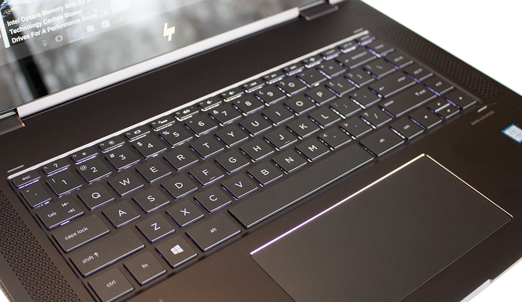 HP Spectre x360 15 Review: A Versatile, Attractive, Premium Ultraportable