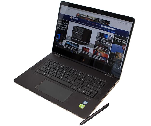 HP Spectre x360 15 Open