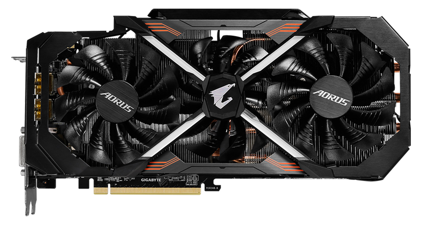 Gigabyte Aorus GeForce GTX 1080 Ti 11GB Review: A Custom, Overclocked Beast