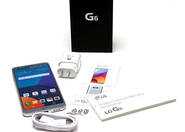 LG G6 Kit