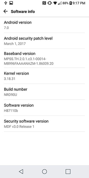 OS Details