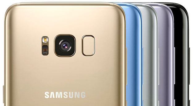 Galaxy S8 Color Options