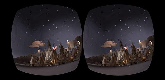 Gear VR Prologue