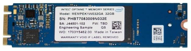 intel optane memory 1