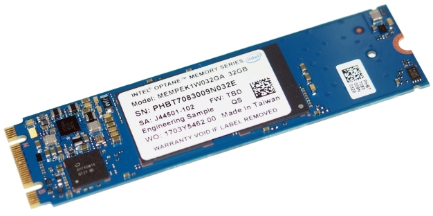 intel optane memory 4