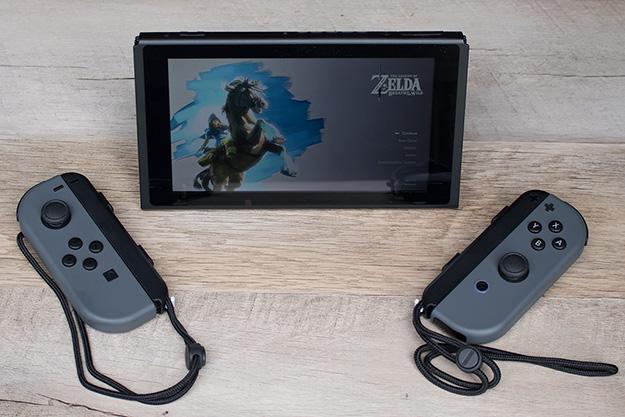 Nintendo Switch Tabletop Zelda