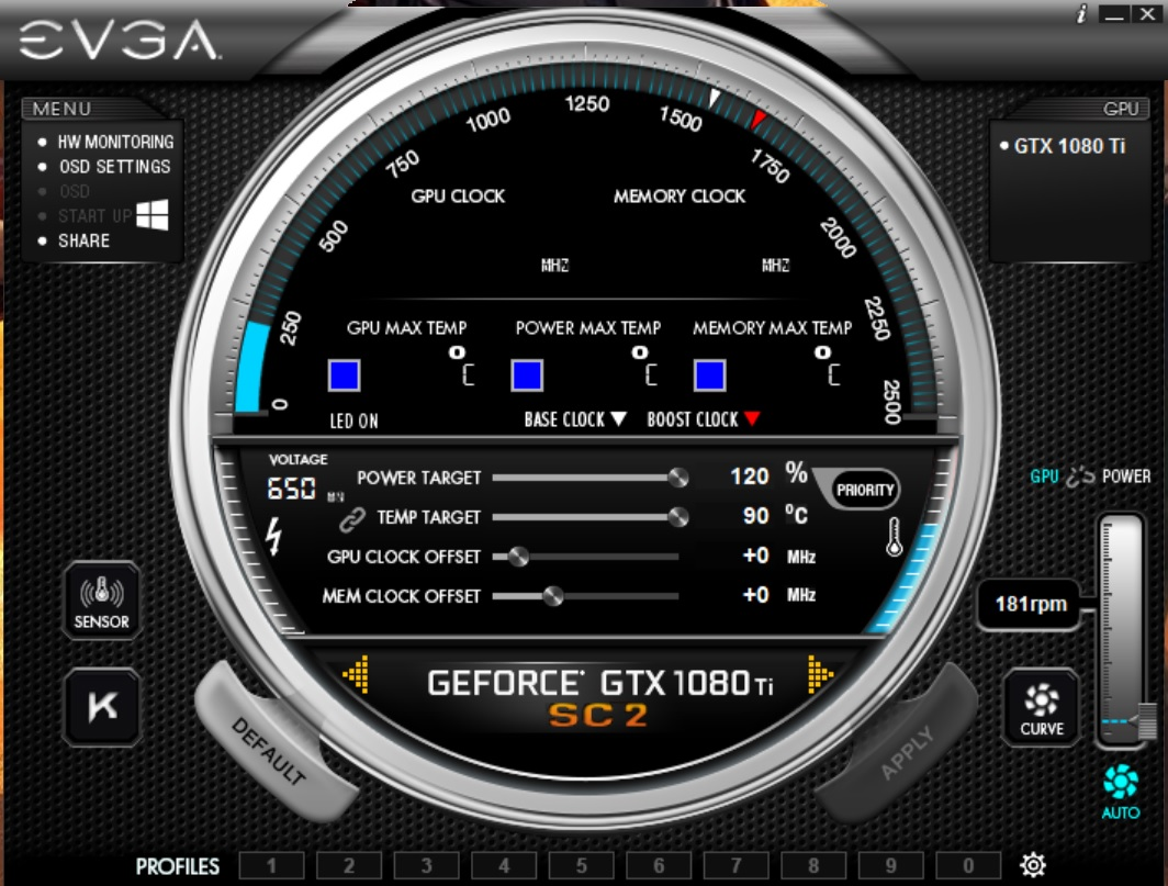 EVGA GeForce GTX 1080 Ti SC2 GAMING Review: Dialing-In On Performance