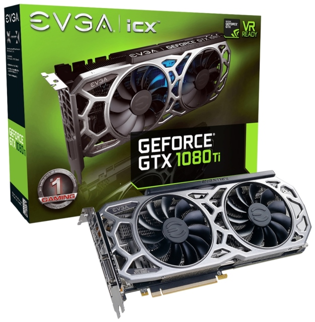 EVGA GeForce GTX 1080 Ti SC2 GAMING Review: Dialing-In On