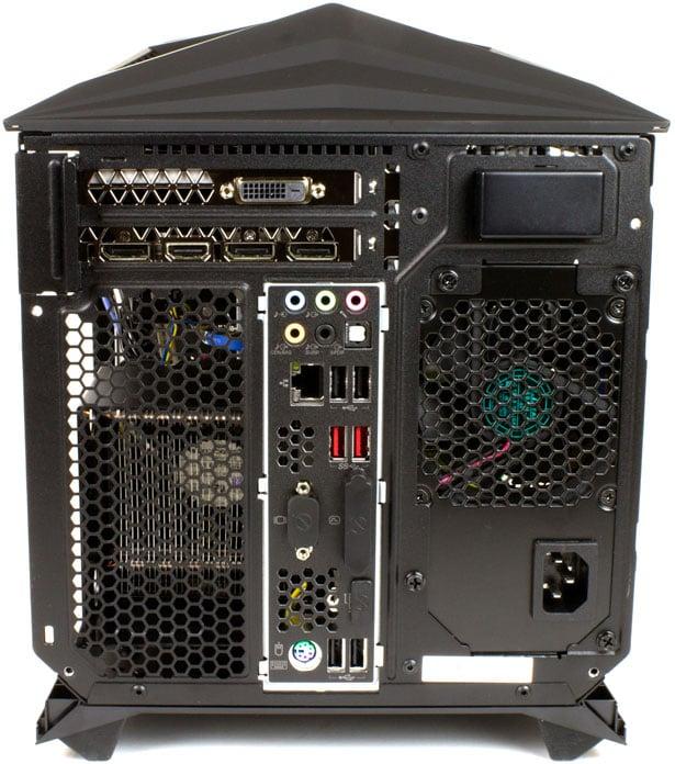 Lenovo IdeaCentre Y710 Cube 07a