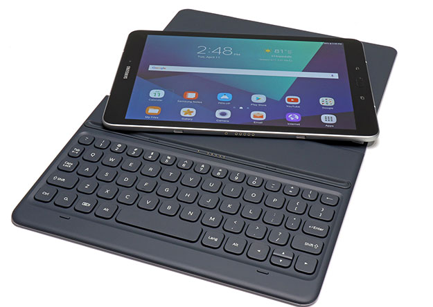 Samsung Galaxy Tab S3 out of keyboard cover