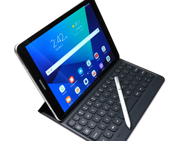 Samsung Galaxy Tab S3 with Pen