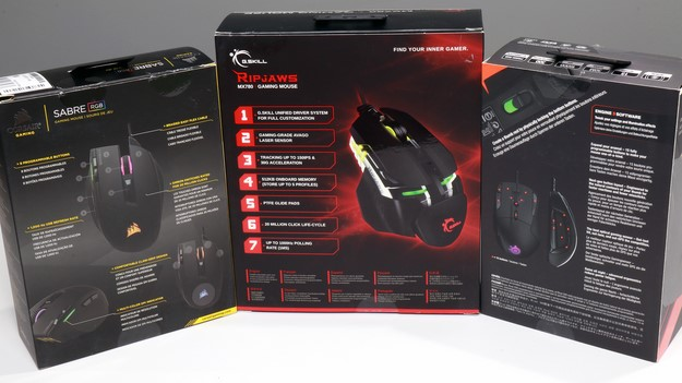 Corsair SteelSeries and GSkil boxes back