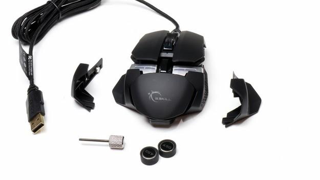 GSkill Rip Jaw MX780 with kit